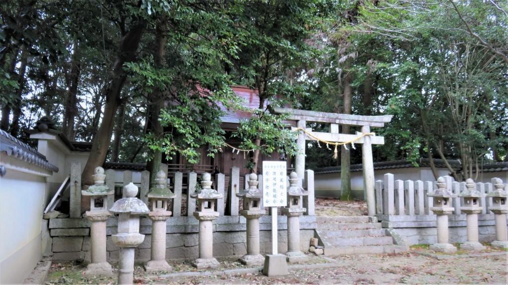 2・讃岐神社本殿