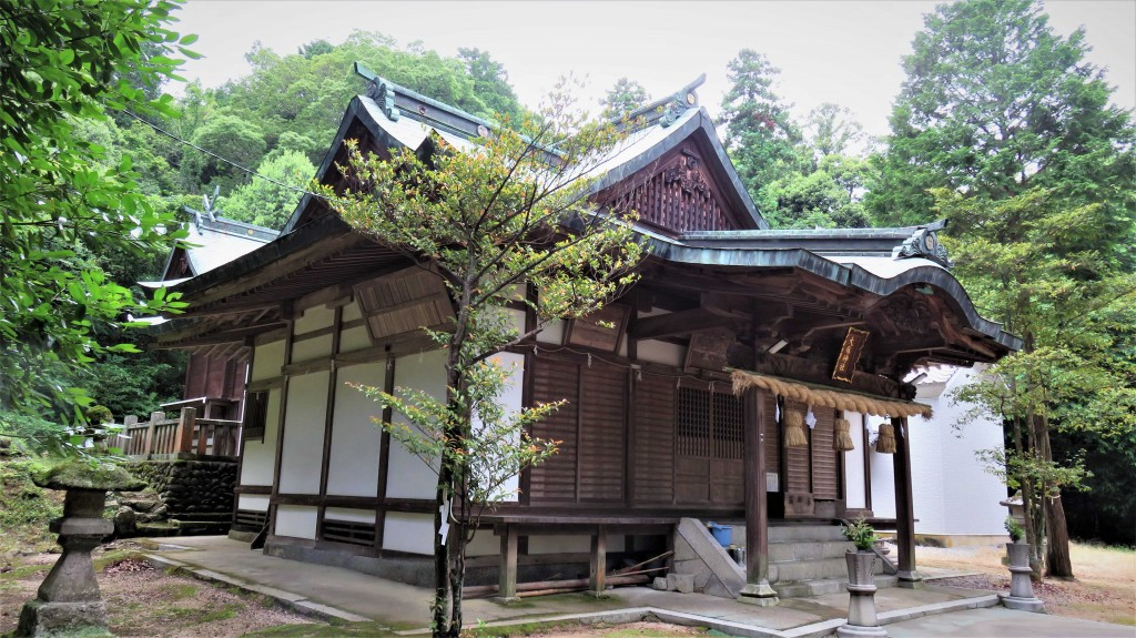8・大麻神社(善通寺市)拝殿