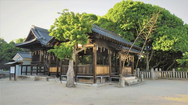 王子神社(福山市)