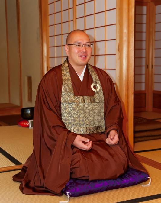 倉島隆行(全日本仏教青年会 第21代理事長)