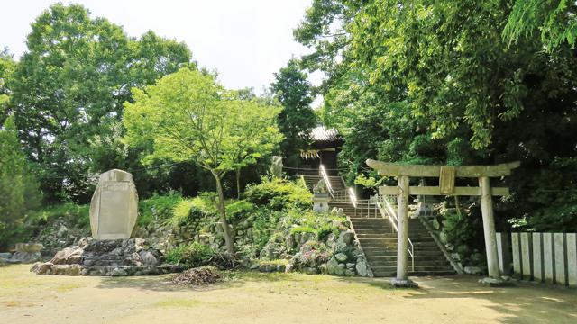 1・鼓岡神社