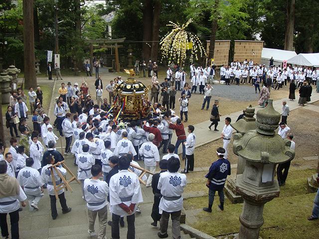 岡太神社・大瀧神社 鎮座1300年記念・大祭
