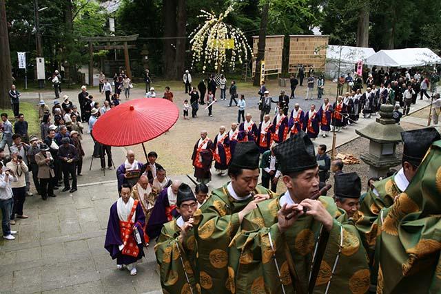 岡太神社・大瀧神社 鎮座1300年・記念大祭