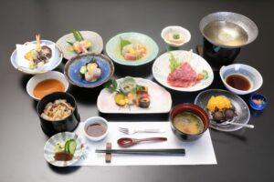 夕食「特別門前懐石」イメージ画像