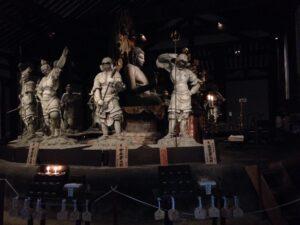 新薬師寺 十二神将
