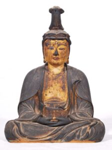 (宝冠釈迦像 13世紀から14世紀~)