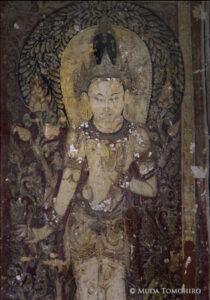 菩薩壁画 (ミャンマー)